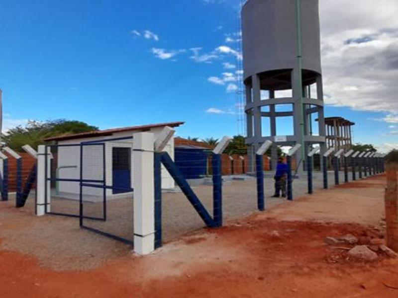 Central de Associações Comunitárias vai levar água para 32 mil habitantes da região de Caetité