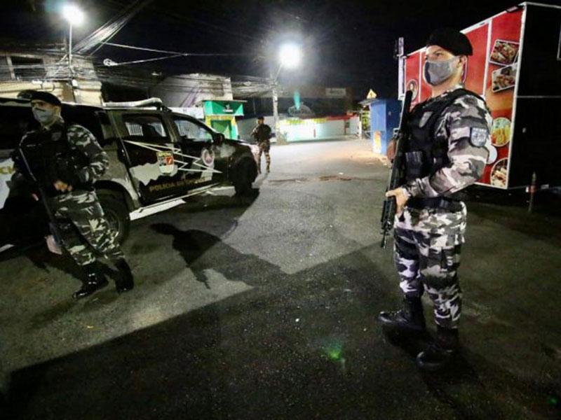 Eventos estão proibidos em 99 municípios de seis regiões da Bahia