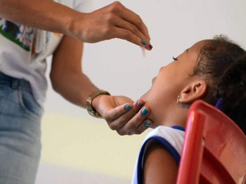 Sesab alerta para surto de sarampo na BA