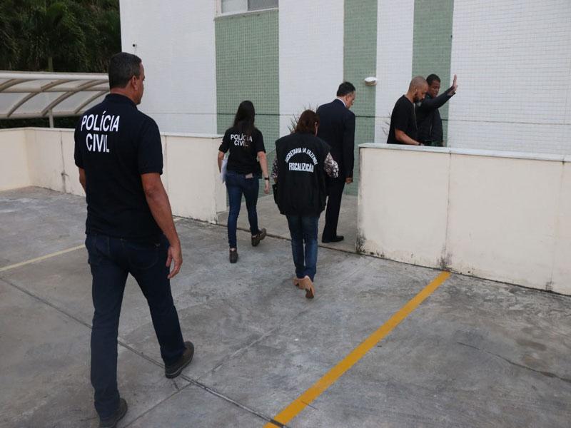 SSP-BA Sefaz e MP desmontam grupo que sonegou R$ 25 milhões