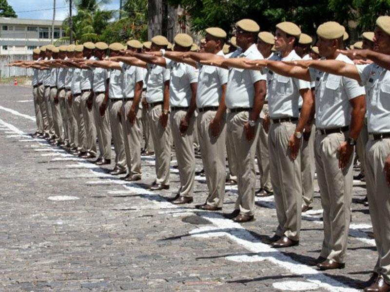 Estado publica resultado final de concursos para Polícia Militar e Corpo de Bombeiros