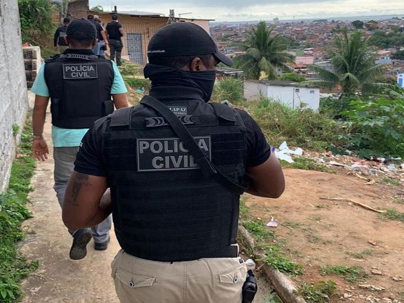Polícia identifica envolvidos em atentado contra policial na cidade de São Caetano