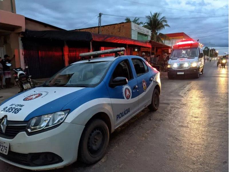 Homens ficam feridos em bar após briga com faca na cidade de Luís Eduardo Magalhães