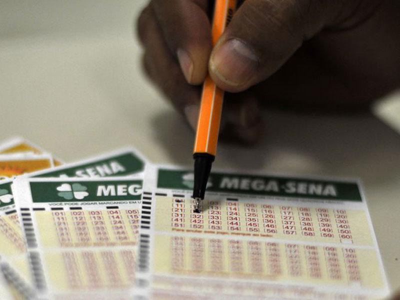 Mega-Sena sorteia nesta quinta-feira (26) prêmio estimado de R$ 2,3 milhões