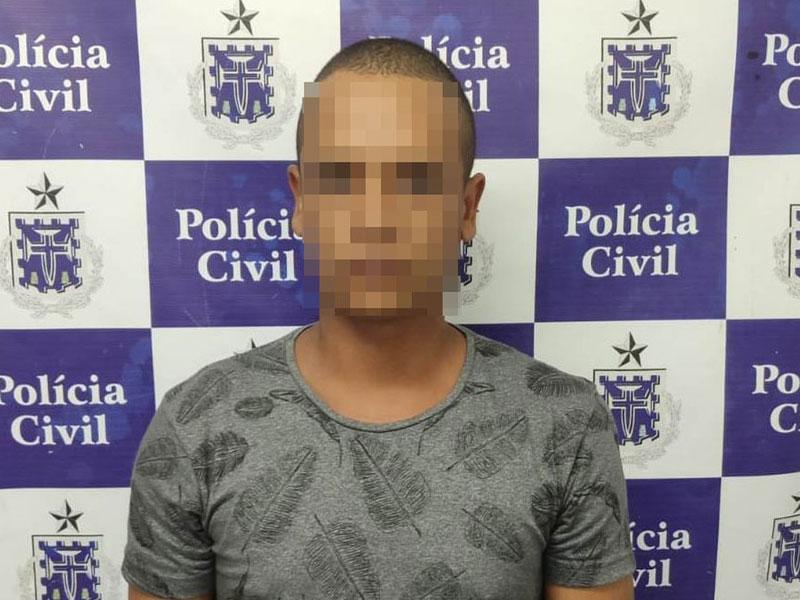 Homem é preso suspeito de estuprar garota de 11 anos em Amargosa