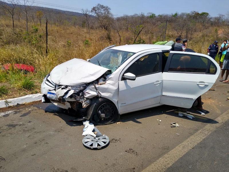 Mulher vítima de acidente em Barreiras morre após 15 dias internada