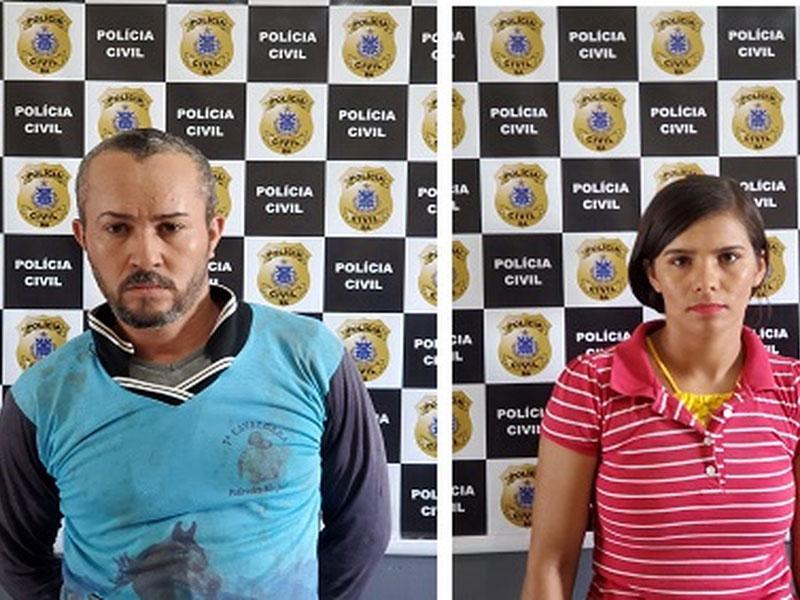 Região Oeste: Pai e madrasta são presos após Conselho Tutelar relatar agressão a criança de 11 anos