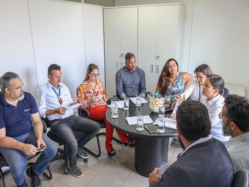 TCE/BA e TV Alba planejam divulgação do 3º Seminário Educação é da Nossa Conta