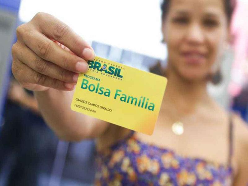 Começa hoje pagamento do Bolsa Família