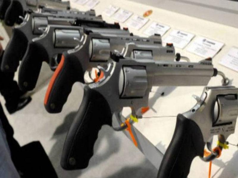 Maioria dos brasileiros é contra flexibilização de armas, aponta Ibope