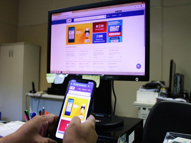 Detran-BA registra a emissão de mais de 159 mil documentos de veículos pelo SAC Digital