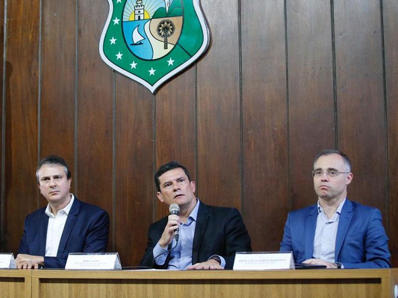Moro diz que 'não há uma situação de absoluta desordem nas ruas' do Ceará; 147 morreram em 5 dias