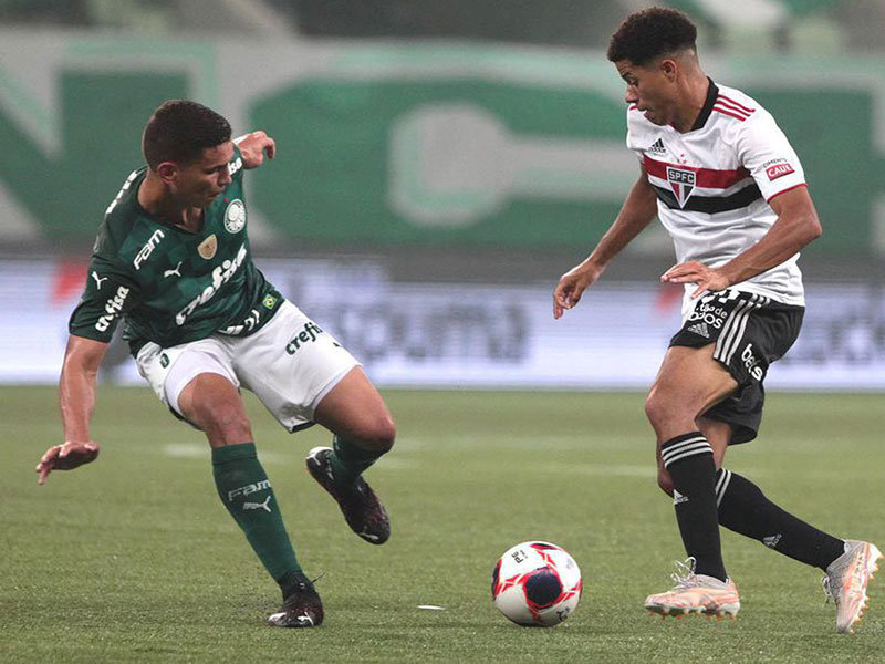 Paulista: Palmeiras e São Paulo empatam no primeiro jogo da final