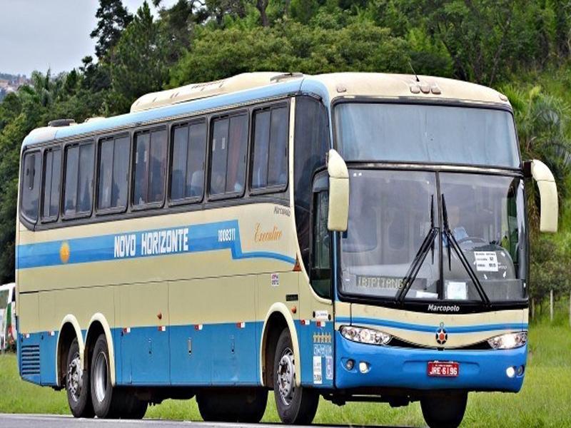 Ônibus ruim da empresa Novo Horizonte gera protesto em Guanambi