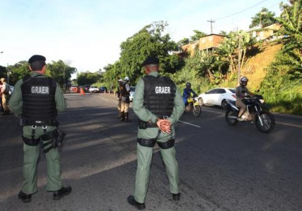 Operação Semana Santa: PM intensifica ações de segurança no feriado