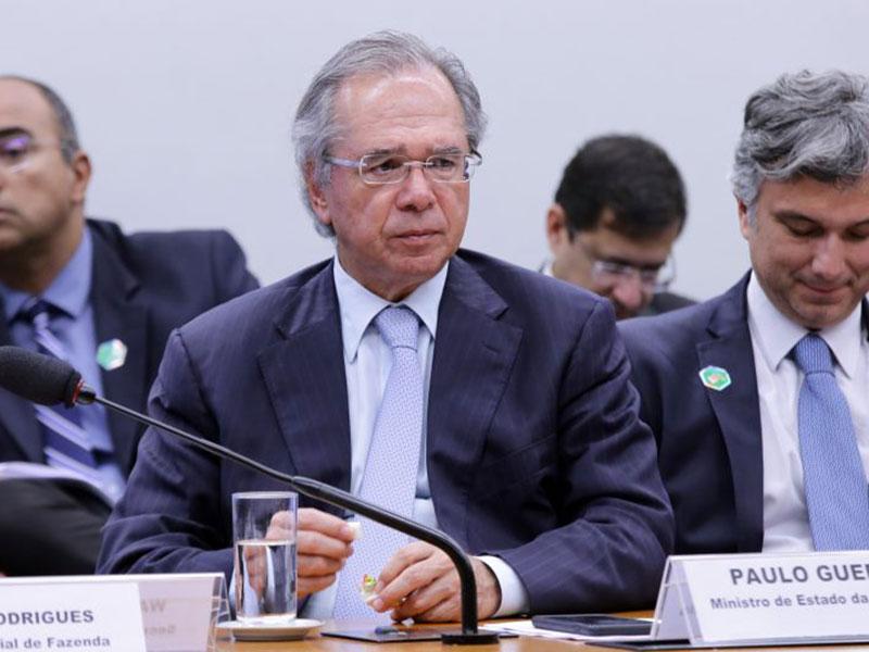 Comissão mista sobre reforma tributária realiza hoje audiência com Paulo Guedes