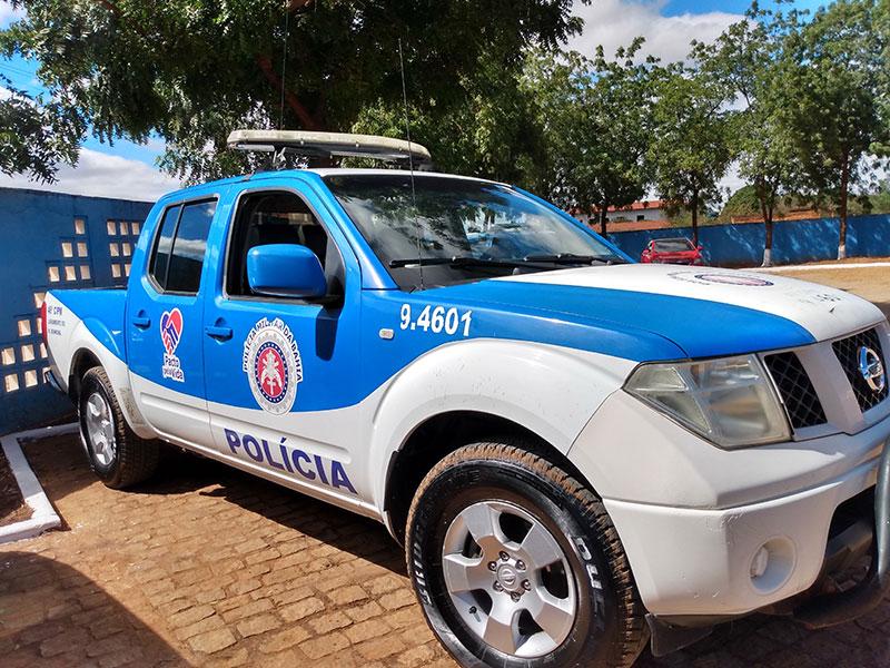 Polícia Militar encerra jogo de futebol com aglomerações na zona rural de Livramento de Nossa Senhora
