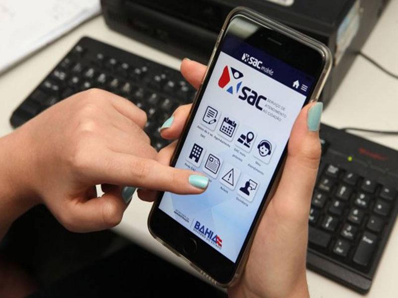 Estudantes da rede estadual devem renovar a matrícula pelo SAC Digital até a próxima terça-feira (10)
