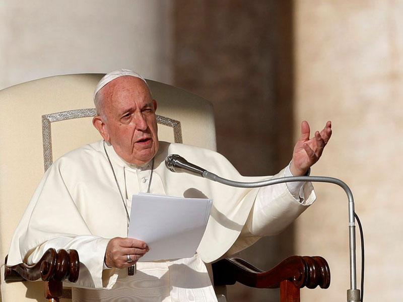 Papa pede por mundo sem armas nucleares em visita ao Japão