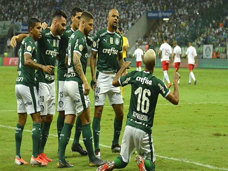 Palmeiras fecha com a Globo transmissão de jogos do Brasileiro