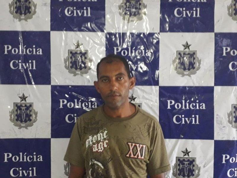 Teixeira de Freitas: Homem é preso por estuprar a filha de sete anos