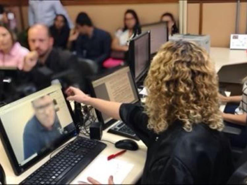 Vara do Trabalho de Barreiras faz videoconferência para ouvir testemunha em outra cidade