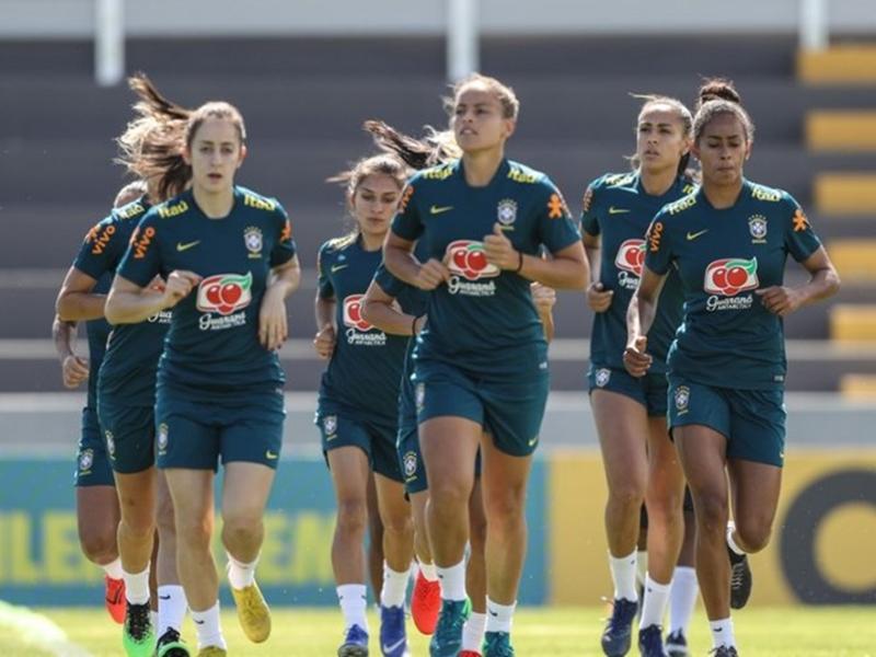 Confira horários dos jogos da seleção brasileira na Copa do Mundo de Futebol Feminino 2019