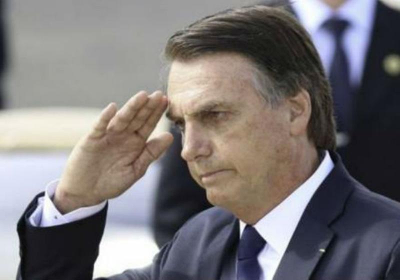 'Não vou perder meu tempo para comentar pesquisa do Datafolha', diz Bolsonaro