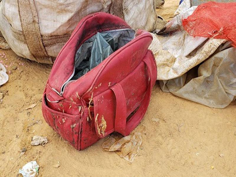 Bahia: Corpo de recém-nascido é encontrado dentro de bolsa no aterro sanitário
