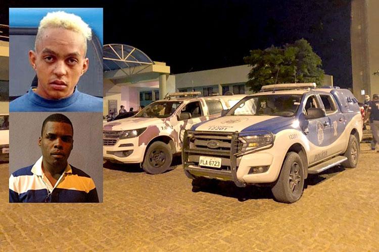 Presos arrombam celas, furtam submetralhadoras e morrem em confronto com a polícia em Caetité