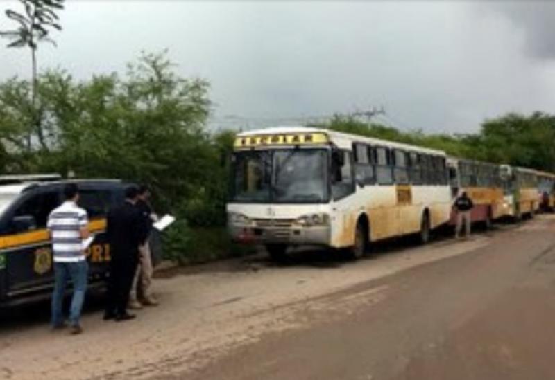 Operação do MPF e da PRF flagra irregularidades que põem em risco a vida de alunos em Guanambi