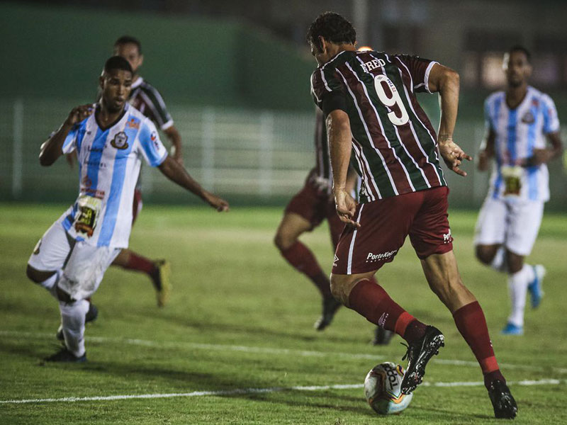 Fluminense avança e Vasco é eliminado da Taça Rio