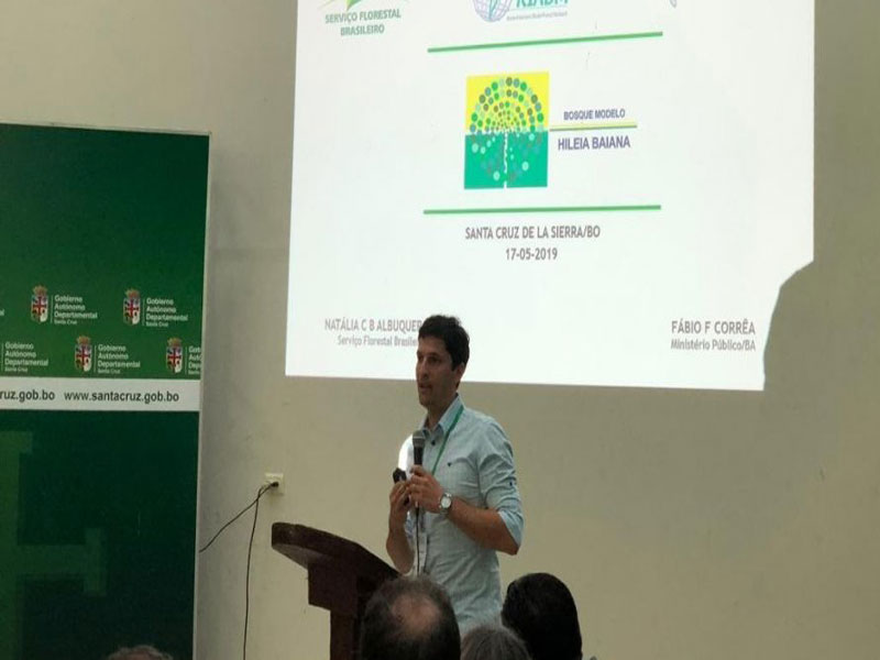 Rede Ibero-Americana aprova criação de Bosque Modelo envolvendo cidades da Bahia e Espírito Santo