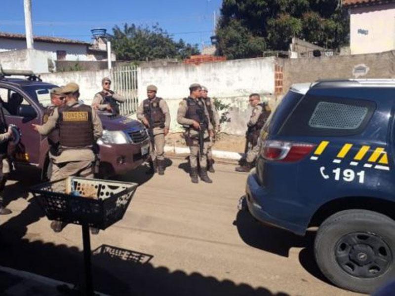 Conquista: Tiros durante perseguição policial assustam moradores em Iguá
