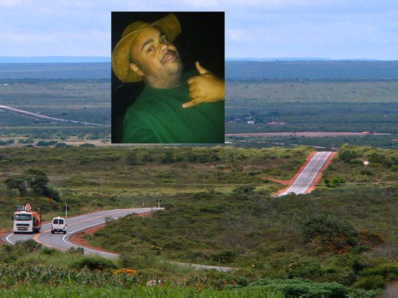Jovem morre vítima de capotamento na BA-144 em Morro do Chapéu