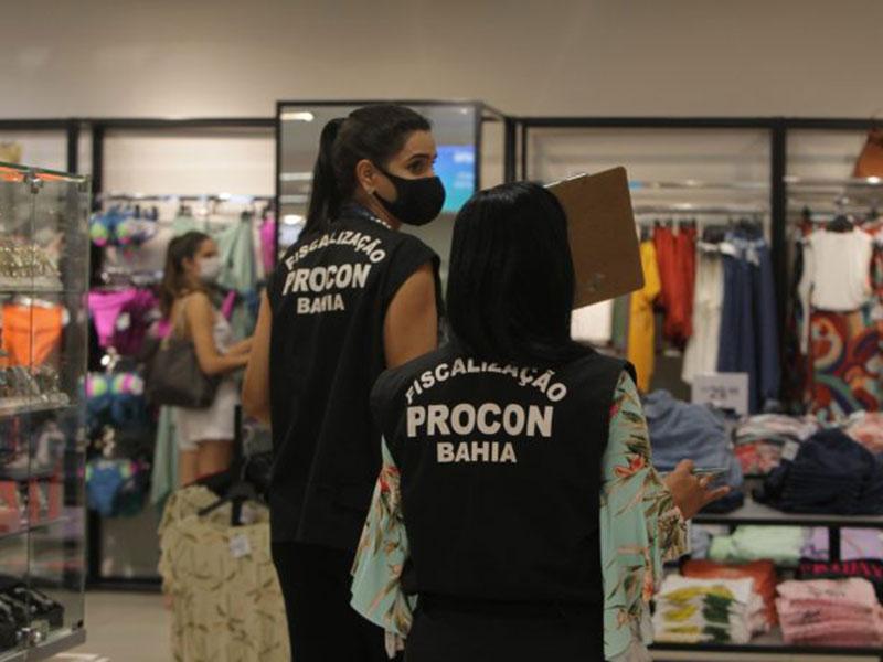 Procon-BA reforça fiscalização no comércio e internet para as compras do do Dia das Mães