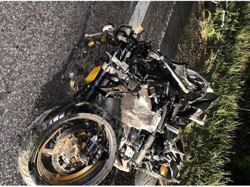 Major da PM morre após moto ser atingida por carro em Cândido Sales