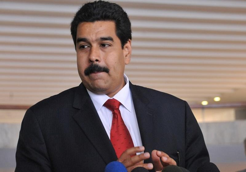 Maduro anuncia fechamento da fronteira da Venezuela com o Brasil