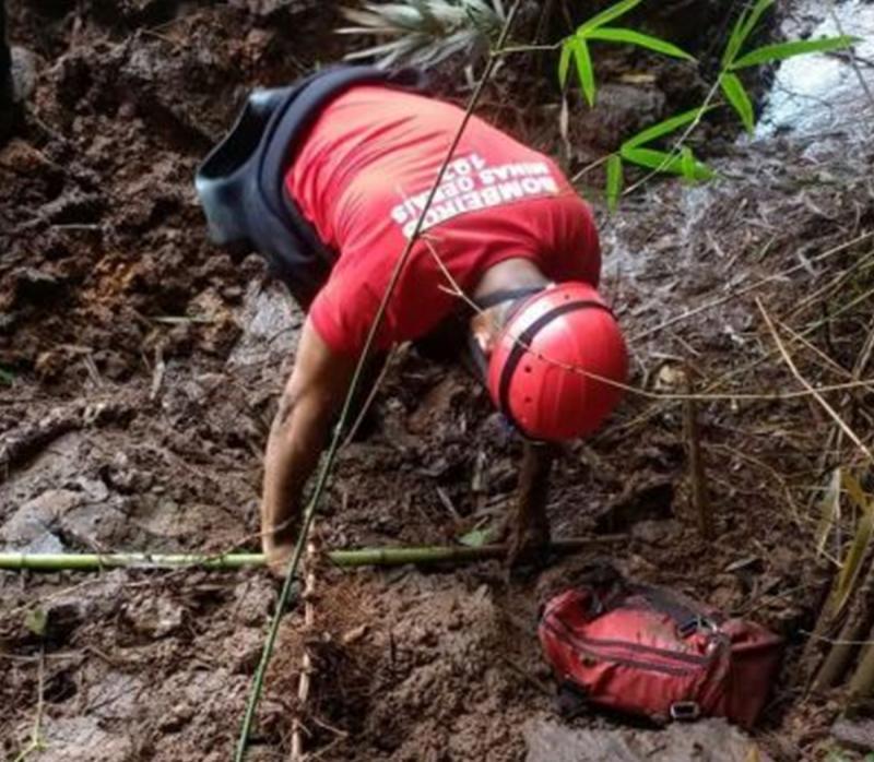 Corpo de mais um baiano é encontrado em Brumadinho