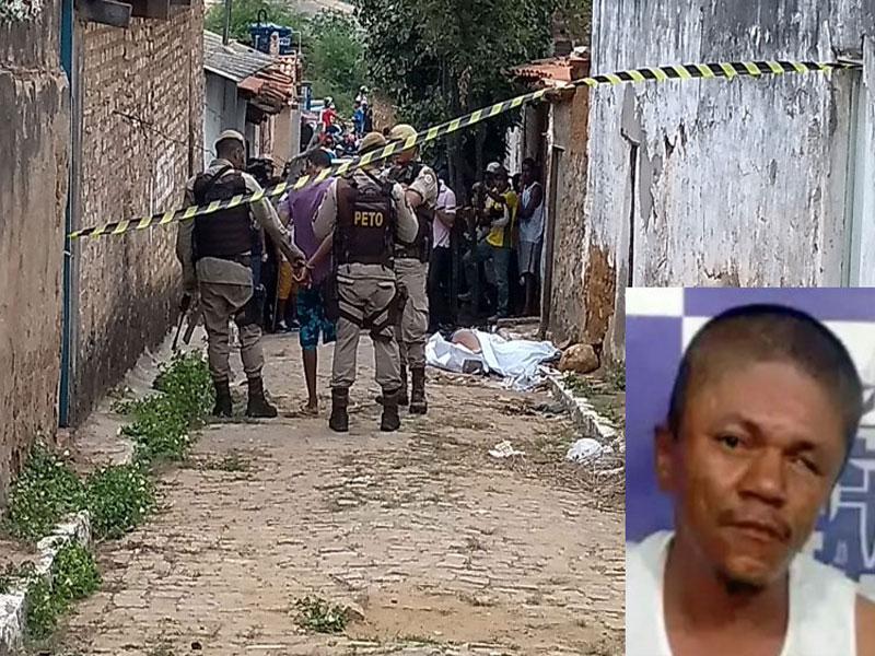 Homem é morto a golpes de machado em Brumado