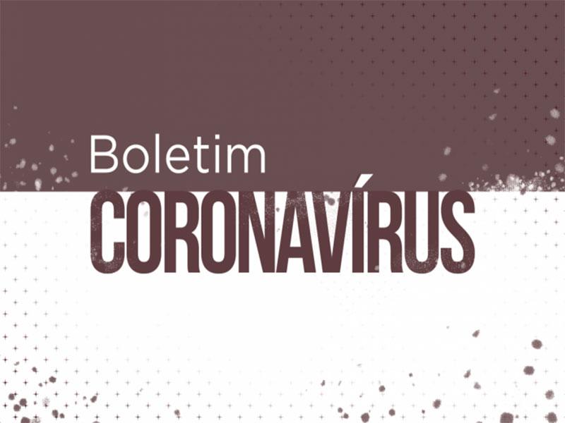 Boletim epidemiológico registra 112 óbitos por Covid-19 na Bahia nesta quarta-feira (03)