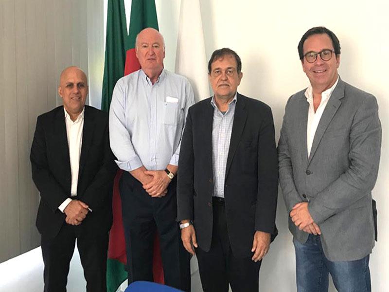 Empresários do comércio e indústria de Portugal conhecem oportunidades para investir na Bahia