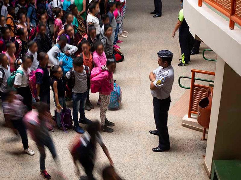 MEC quer criar 108 escolas cívico-militares até 2023