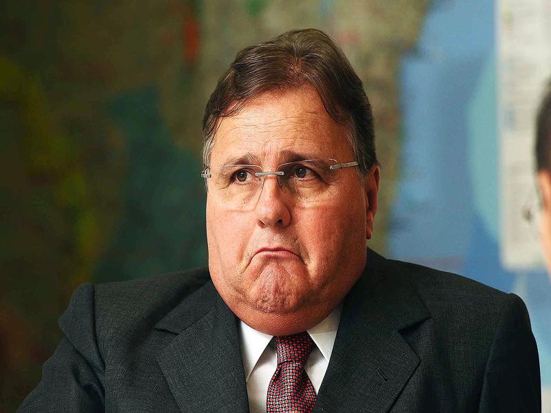 Preso em Brasília, Geddel pede ao STF para ser transferido para Salvador