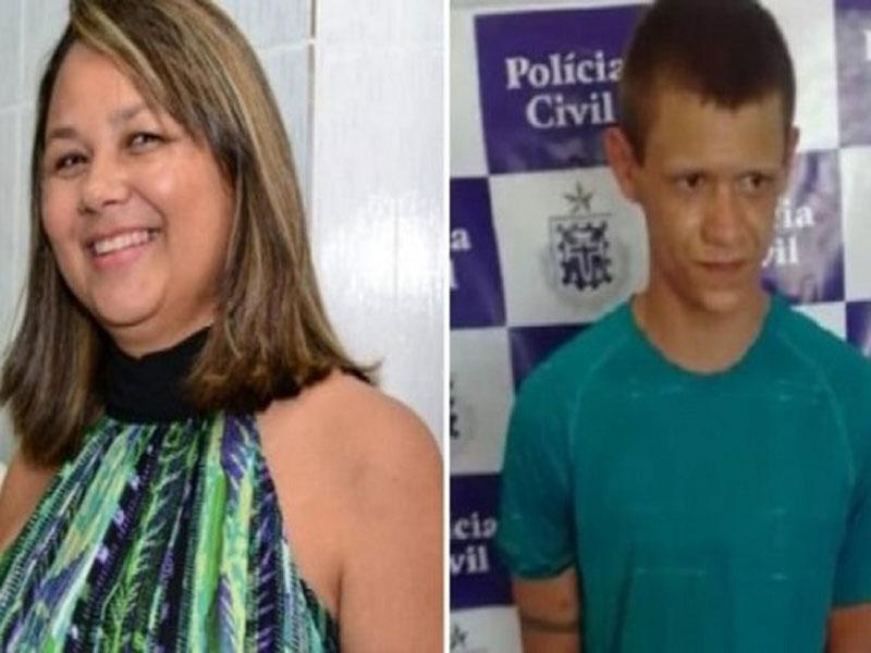 Bahia: Assessora parlamentar é morta a facadas pelo próprio filho