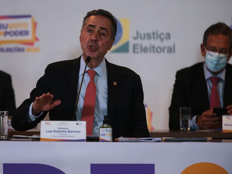 Lei de Segurança Nacional já deveria ter sido substituída, diz Barroso