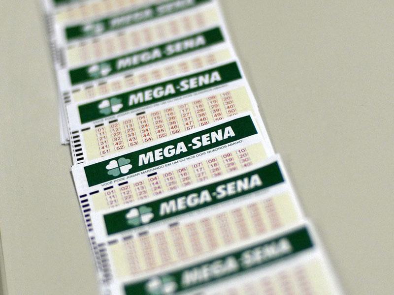 Mega-Sena acumula e deve pagar R$ 4,5 milhões na quinta-feira