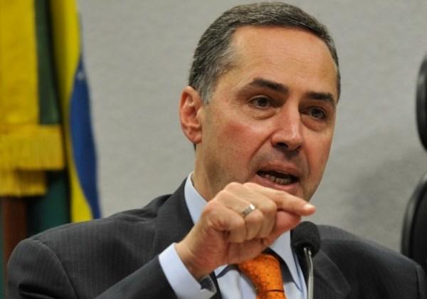 Barroso defende prisão em segunda instância