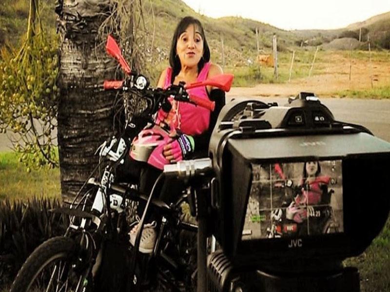 Superação de mulher baiana com 'ossos de vidro' é relatada por  cineasta baiano