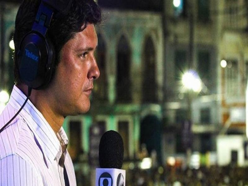 Repórter da TV Bahia desabafa após ter carro incendiado por bandidos: